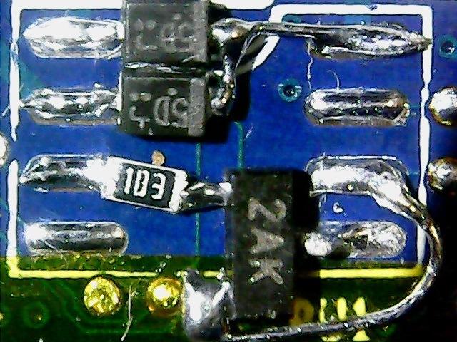 foto p2808 diodo transistor  placa paint.jpg