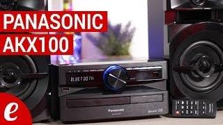 Panasonic SA-AKx100 PN, PR, PS.