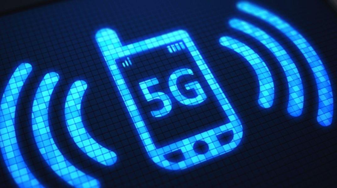 Tecnologia 5G chegando ano que vem...