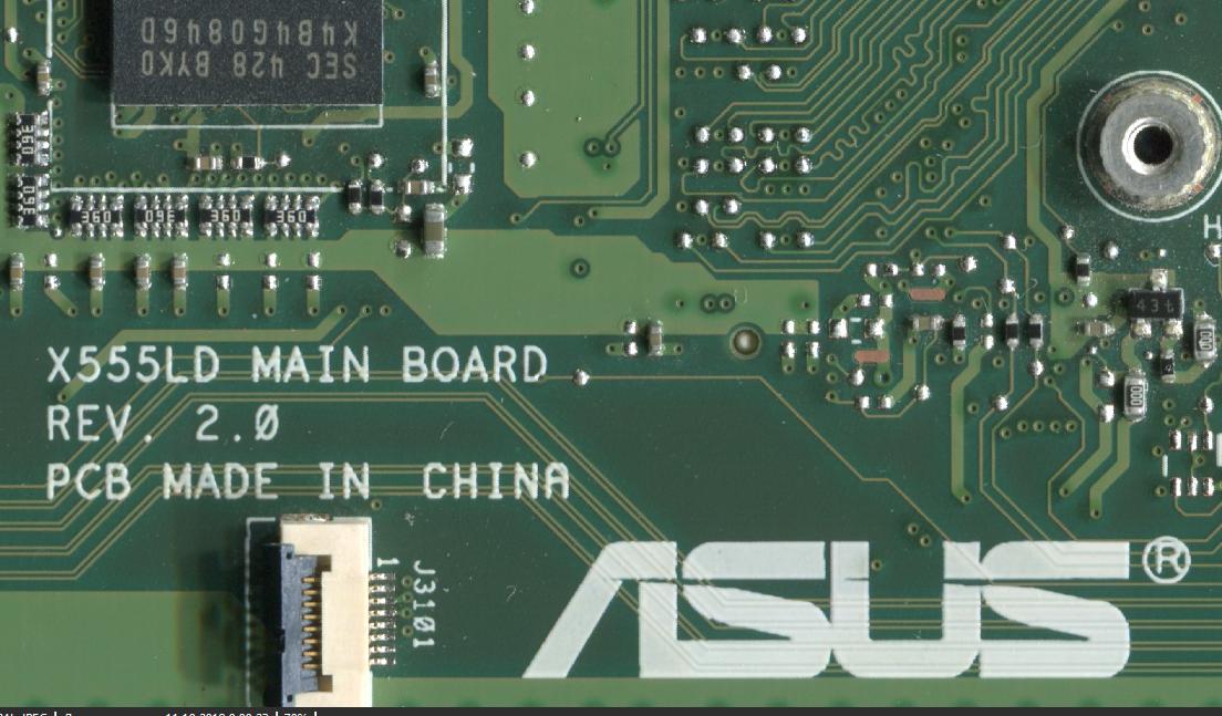 ASUS X555LA MB X555LD REV 2.0 PHOTO