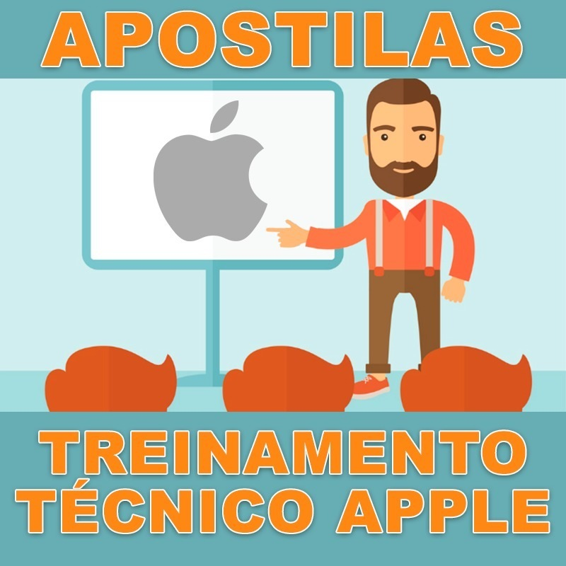 Treinamento técnico APPLE de software e Hardware