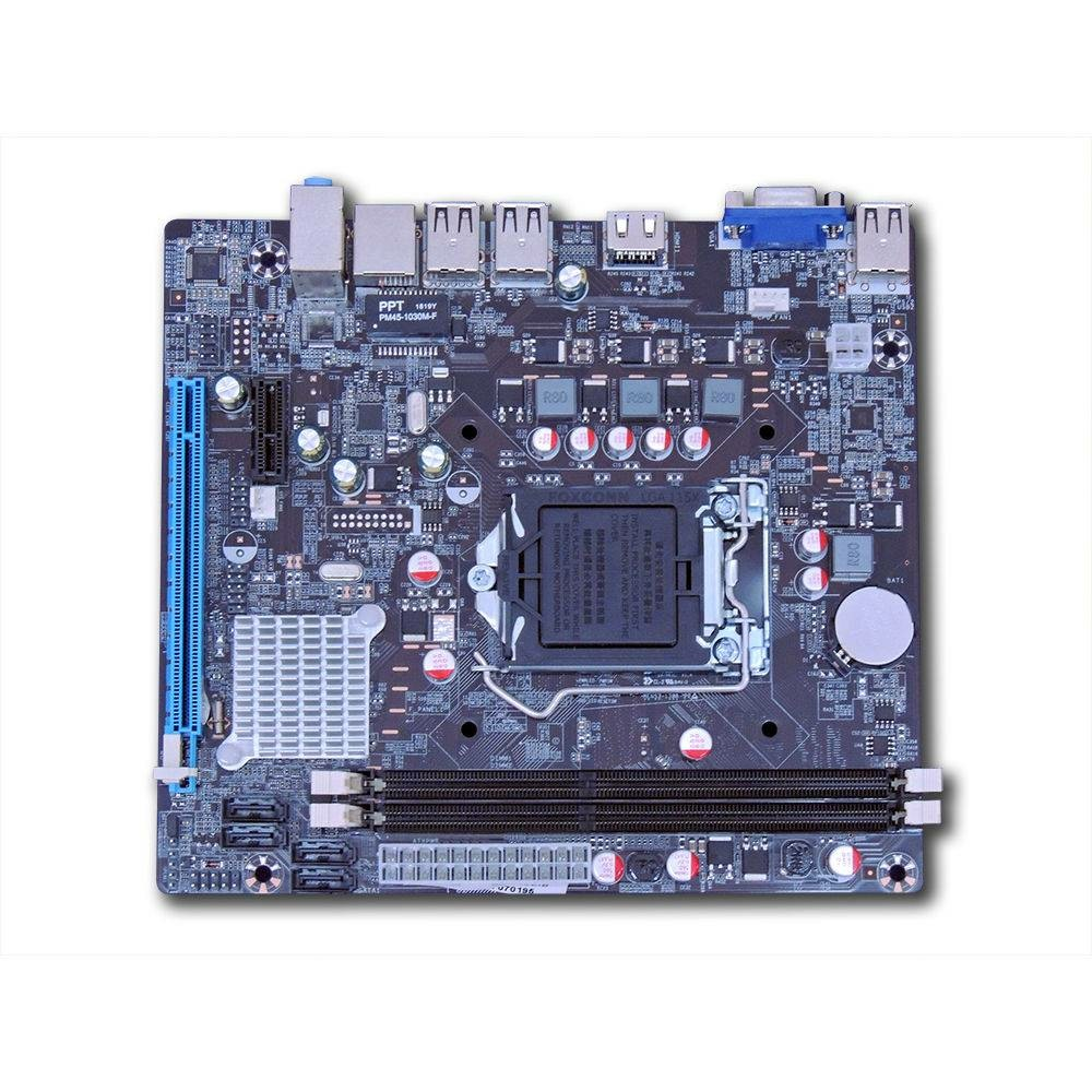 Bios Bluecase H61 (modelo da foto)