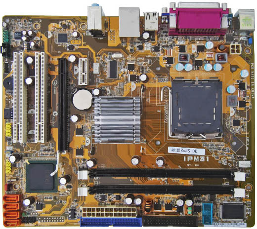 Itautec 4253 IPM31 / rev 1.03 (biosmod xeon)