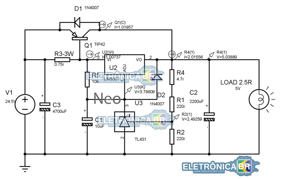 Fonte Linear 5V 2A - LM350 + TL431 + TIP42.png