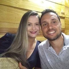 Lucas Castro Ludmila Fernandes